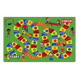 The Friendship Game Rug