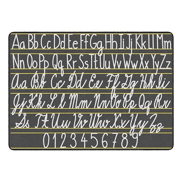 Handwriting Samplers Rug