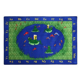Frogs Rug