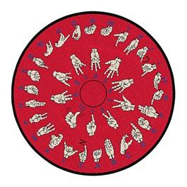 Hands that Teach Rug