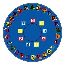 Super Circle Rug