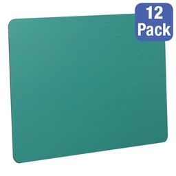 """Green Chalkboards - Pack of 12 (24"""" W x 18"""" H)"""