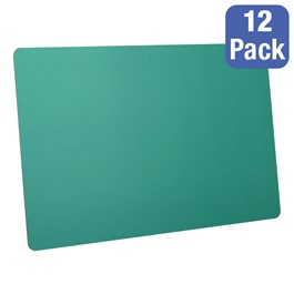 """Green Chalkboards - Pack of 12 (36\"""" W x 24\"""" H)"""