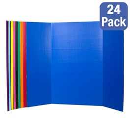 Assorted-Color Corrugated Project Boards