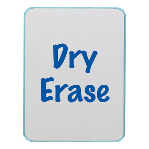 Dry Erase/Flannel Lapboards - Package of 12