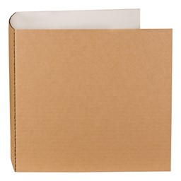 Corrugated Study Carrel - Package of 24