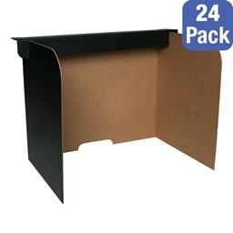 Desktop Privacy Screen - 24 pack