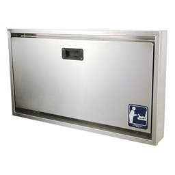 Wall-Mount Diaper Changing Station