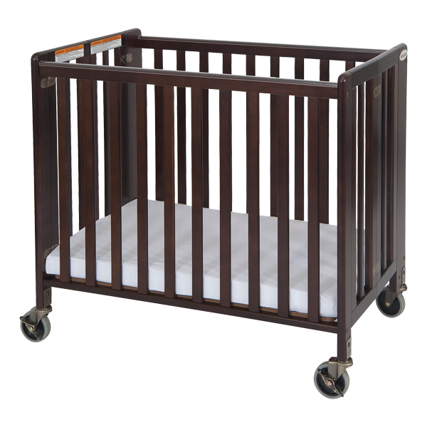 Foundations Worldwide HideAway Compact Folding Safety Crib