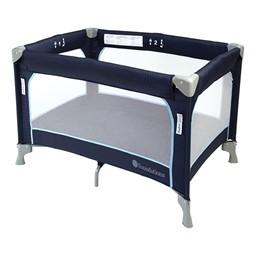 SnugFresh Celebrity Play Yard Safety Crib - Regatta