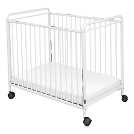 Chelsea Clearview Steel Safety Crib