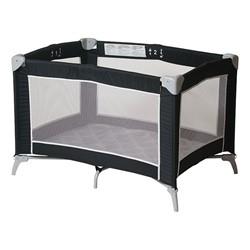 Sleep 'n Store Play Yard Safety Crib w/ Bassinet