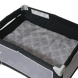 Sleep 'n Store Play Yard Safety Crib w/ Bassinet - Bassinet