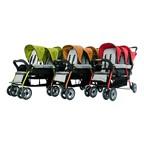 Trio Sport Tandem Stroller