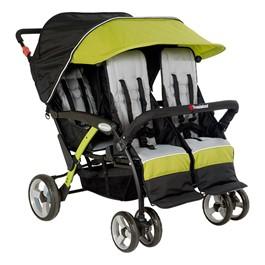 Quad Sport Stroller - Lime