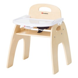 "Easy Serve Wood Chair (13"" Seat Height)"