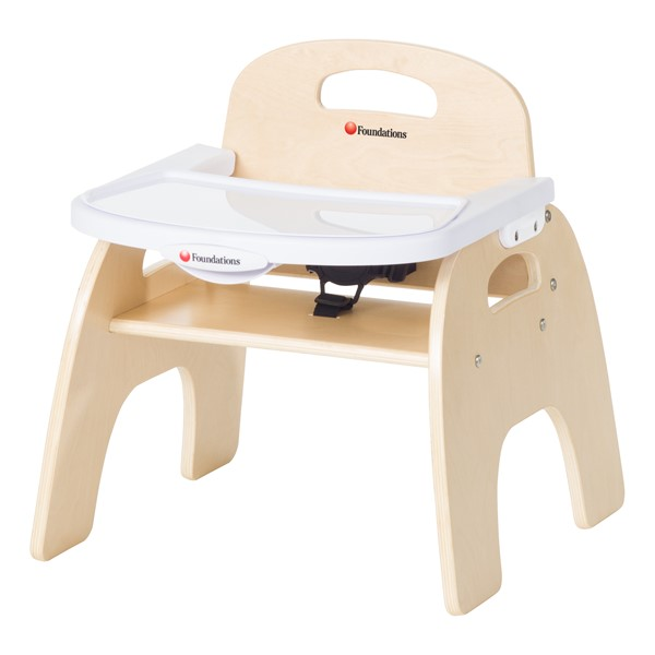 """Easy-Serve Wood Chair (9"""" Seat Height)"""