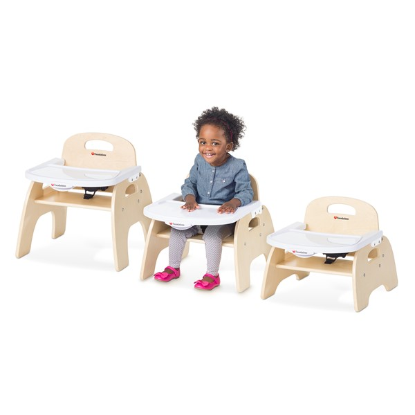 Easy-Serve Wood Chairs