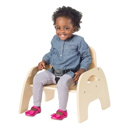 Simple Sitter Chair