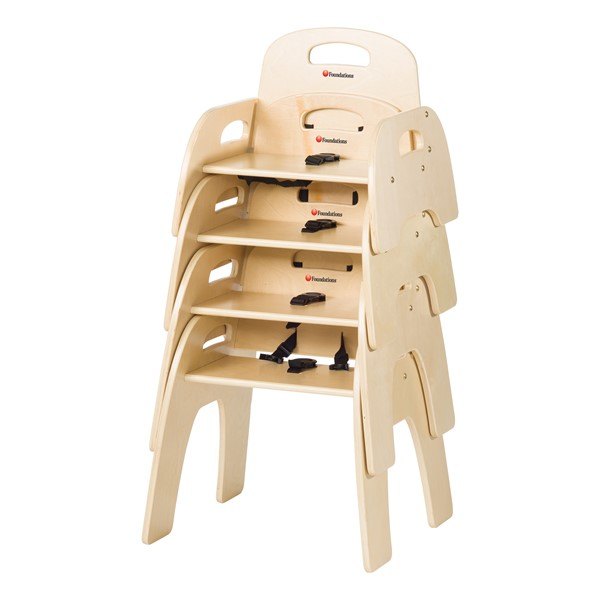 Simple Sitter Chairs - Stacked