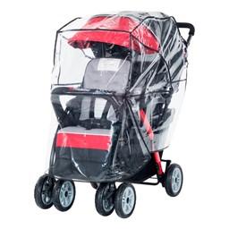 Rain Cover for Duo Sport Stroller