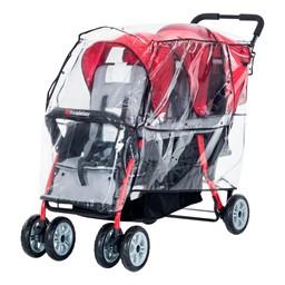 Rain Cover for Trio Sport Stroller