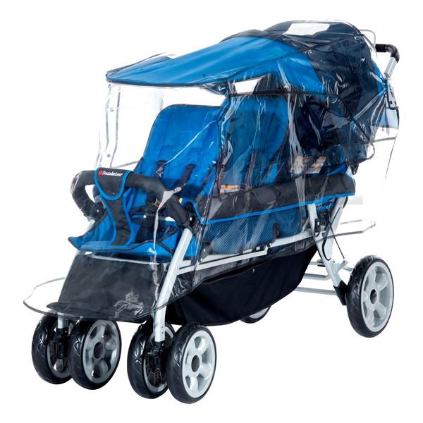Rain Cover for LX3 Stroller