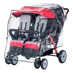 Rain Cover for Quad Sport Stroller