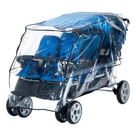 Rain Cover for LX6 Stroller