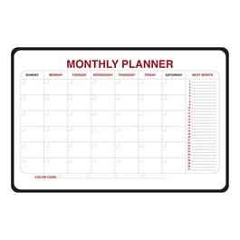 Calendar Markerboard Planner - Monthly