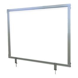 Attachable Desktop Protection Screen