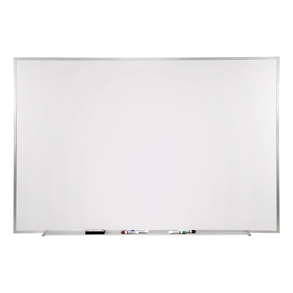 Centurion Magnetic Markerboard w/ Aluminum Frame (6' W x 4' H)