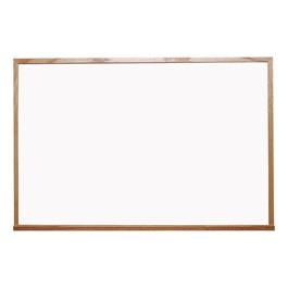 Verona Melamine Markerboard w/ Wooden Frame