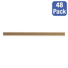 "1"" Map Rails - 48 Pack (4\' L)"