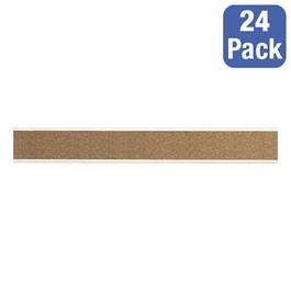 """2\"""" Map Rails - 24 Pack (6\' L)"""