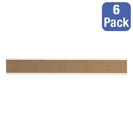 """2\"""" Map Rails - Six Pack (4\' L)"""