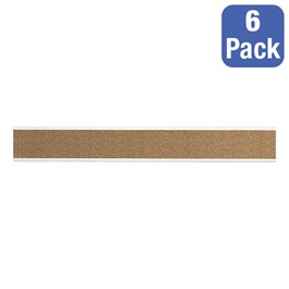 "2"" Map Rails - Six Pack (6\' L)"