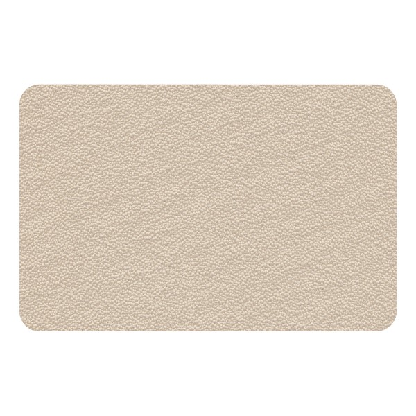 Trend Wrapped Fabric Tackboard Shown in Beige