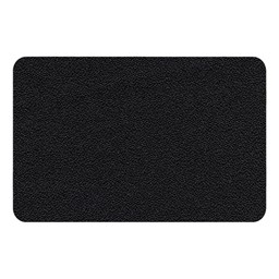 Trend Wrapped Fabric Tackboard Shown in Black