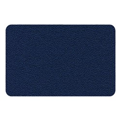 Trend Wrapped Fabric Tackboard Shown in Blue