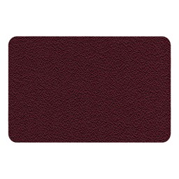 Trend Wrapped Fabric Tackboard Shown in Merlot