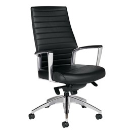 Accord High-Back Knee-Tilter Chair