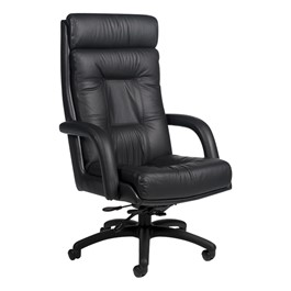 Arturo Executive Chair - High Back - Black