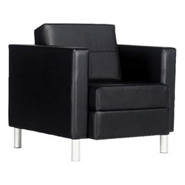 Citi Lounge Chair - Black