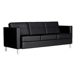 Citi Lounge Sofa - Black