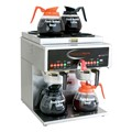 PrecisionBrew Twin Brewer w/ Four Top Warmers