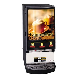 Specialty Beverage Dispenser - Three Flavors