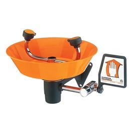 Wall-Mounted Eye Wash Bowl - Plastic Bowl