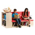 Modular Library Storage/Seating
