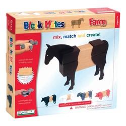 Block Mates Animals - Farm Animals